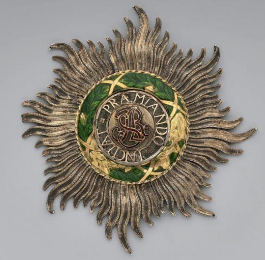 Les généraux de Napoléon 1er décorés des ordres Polonais. Ordre_13