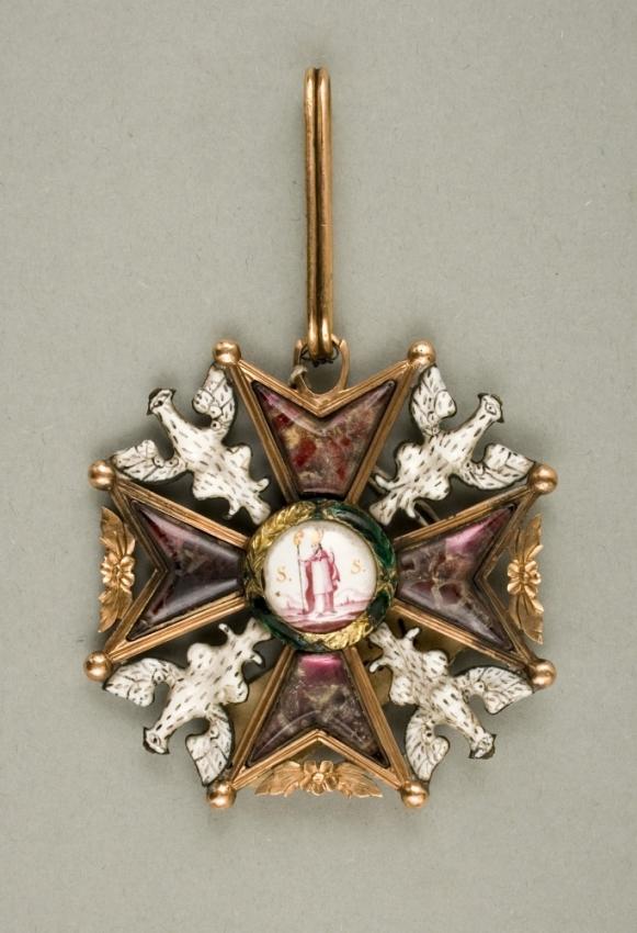 Les généraux de Napoléon 1er décorés des ordres Polonais. Ordre_14