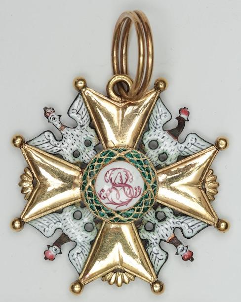 Les généraux de Napoléon 1er décorés des ordres Polonais. Ordre_15