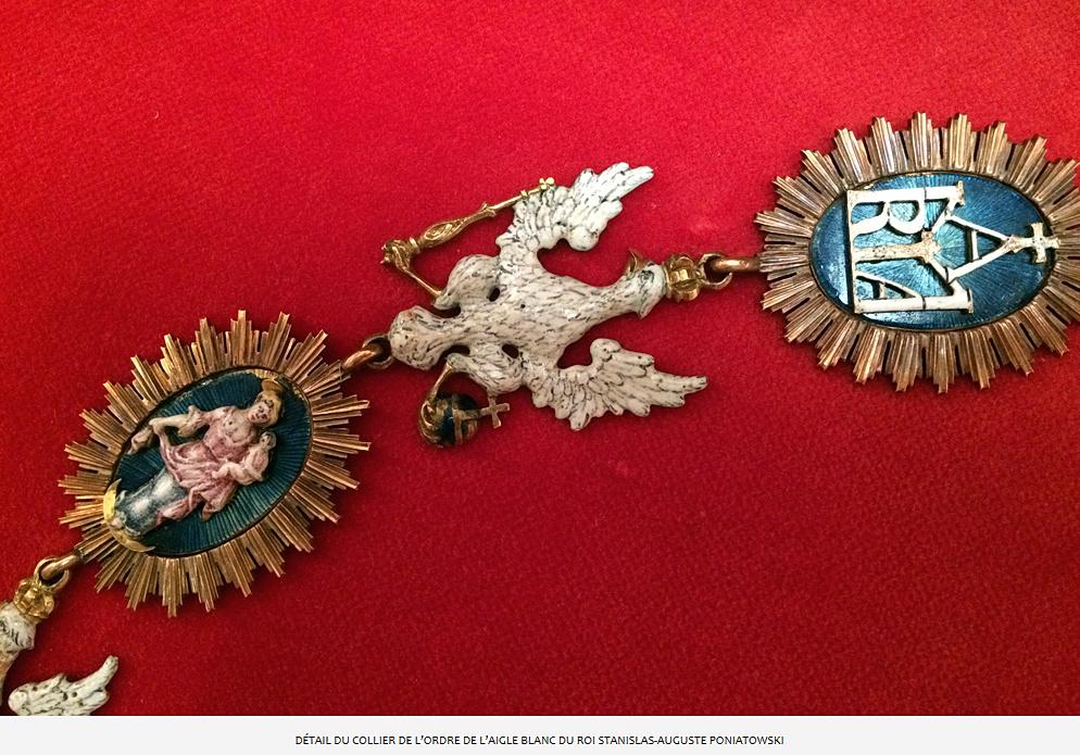 Les généraux de Napoléon 1er décorés des ordres Polonais. Ordre_17