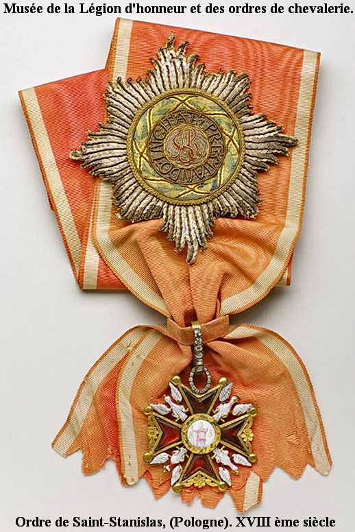 Les généraux de Napoléon 1er décorés des ordres Polonais. Ordre_18