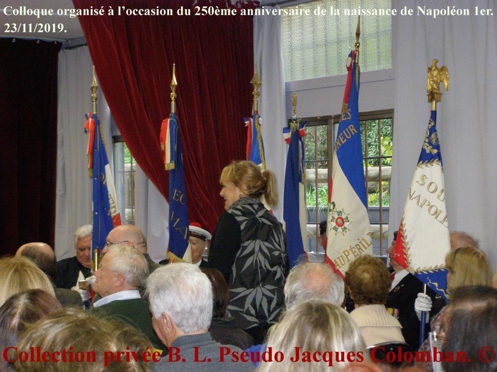 Publication du livre sur les objets de Napoléon - La collection, de Pierre-Jean Chalençon et David Chanteranne. Pb230010