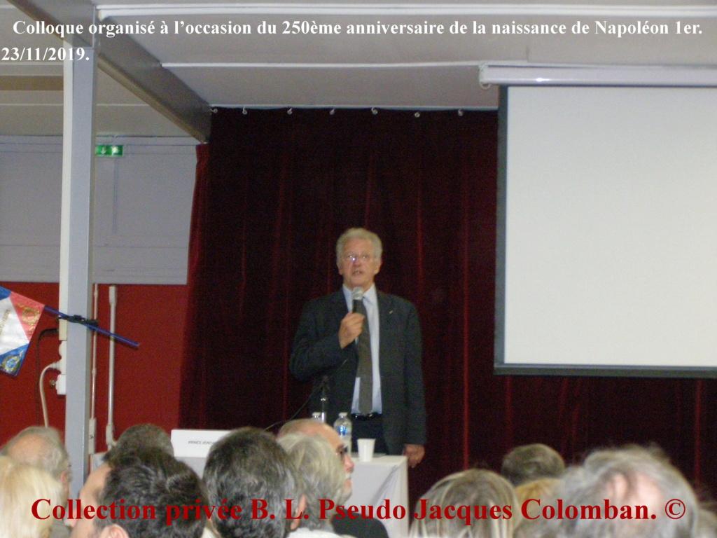 Publication du livre sur les objets de Napoléon - La collection, de Pierre-Jean Chalençon et David Chanteranne. Pb230011
