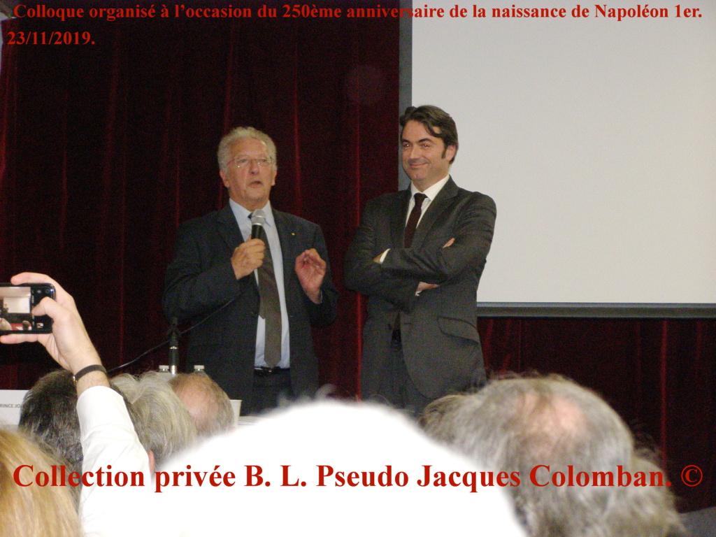Publication du livre sur les objets de Napoléon - La collection, de Pierre-Jean Chalençon et David Chanteranne. Pb230012