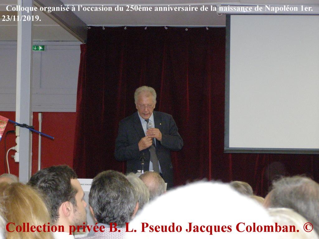 Publication du livre sur les objets de Napoléon - La collection, de Pierre-Jean Chalençon et David Chanteranne. Pb230013