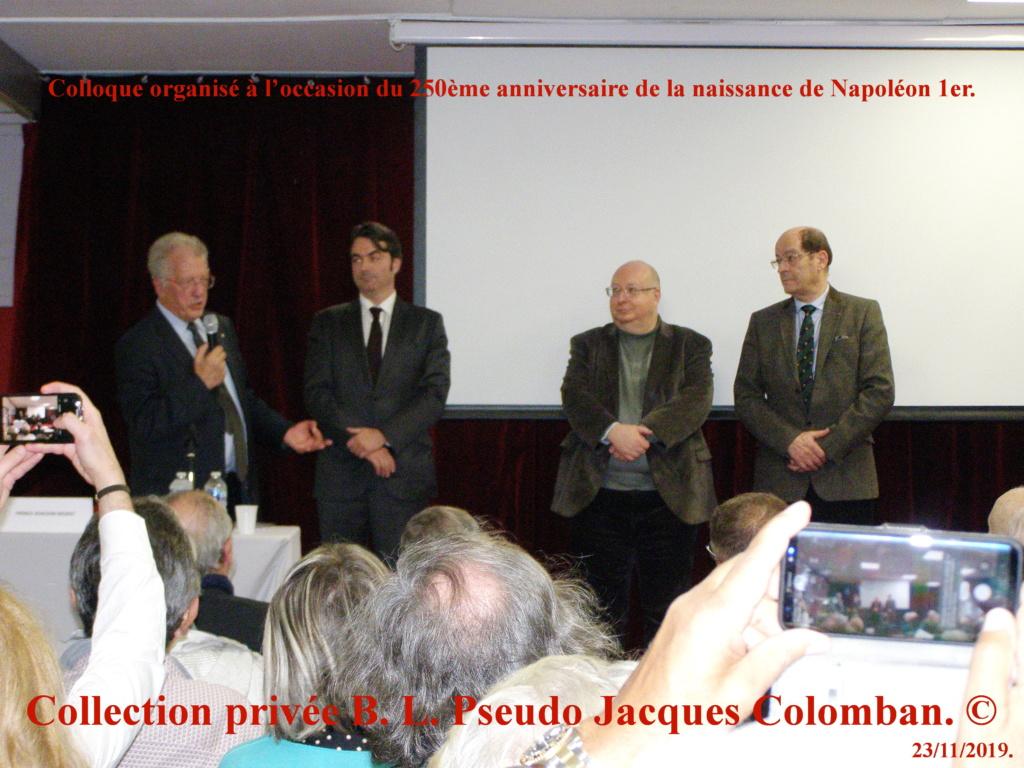 Publication du livre sur les objets de Napoléon - La collection, de Pierre-Jean Chalençon et David Chanteranne. Pb230014