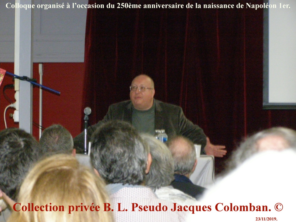 Publication du livre sur les objets de Napoléon - La collection, de Pierre-Jean Chalençon et David Chanteranne. Pb230017