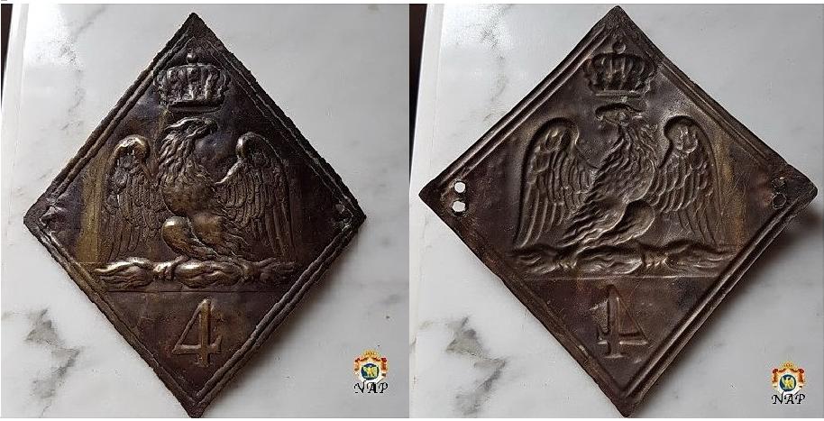 Napoléon Artefact Passion Plaque12