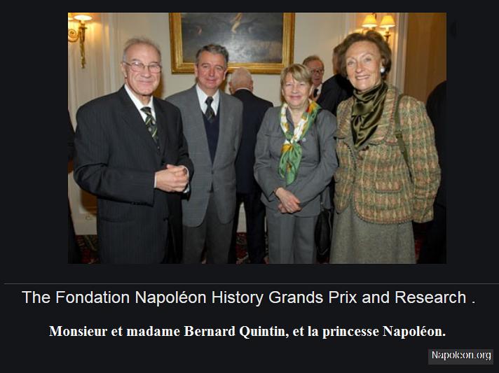 Un historien vient de nous quitter, Monsieur Bernard Quintin. Quinti11