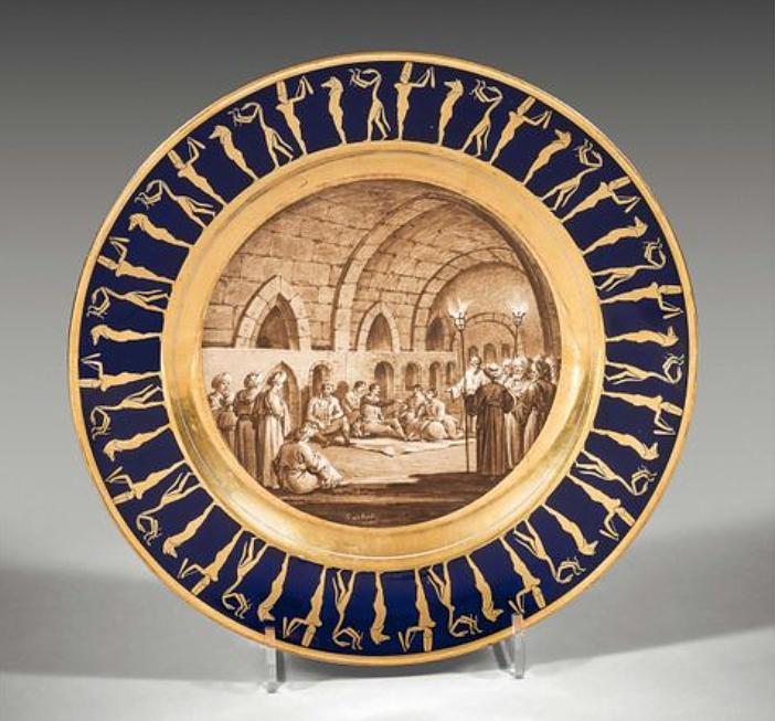 Publication du livre sur les objets de Napoléon - La collection, de Pierre-Jean Chalençon et David Chanteranne. Sans_t10