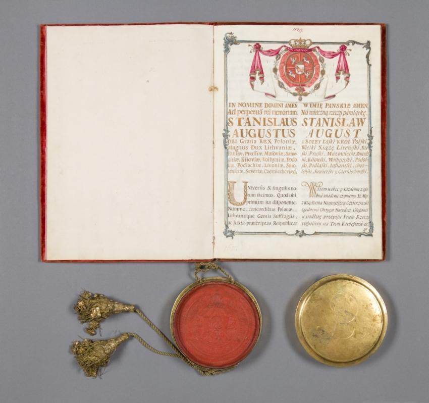 Les généraux de Napoléon 1er décorés des ordres Polonais. Statut10