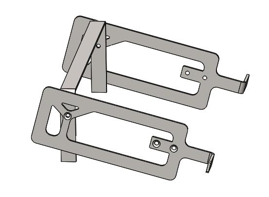 Fabrication + montage écarteur de sacoches cavalières Ecarte10