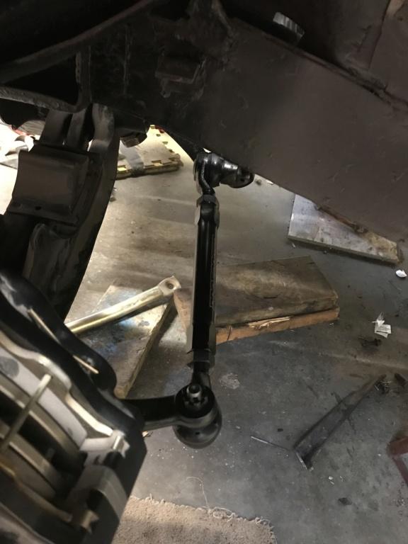New steering parts  B538c110