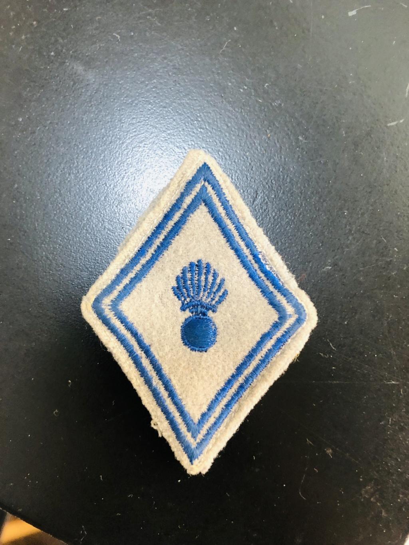 Boucle de ceinture + patch  Adb91e10