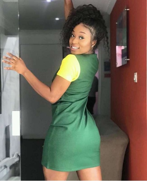 Scammer With Photos Of Efia Odo 11123