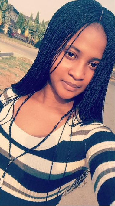 Scammer With Photos Of Thelma Nkwocha 12191