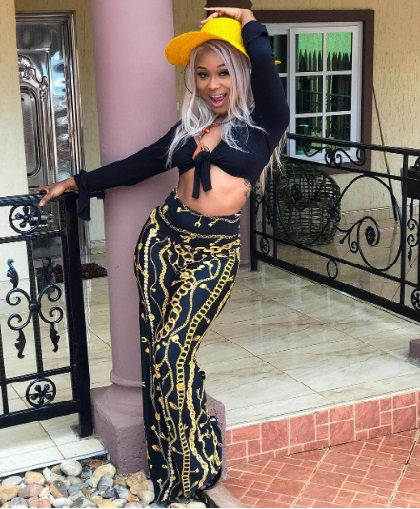 Scammer With Photos Of Efia Odo 1256