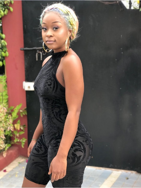 Scammer With Photos Of Efia Odo 1260