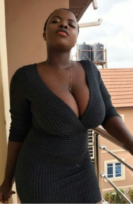 Scammer With Photos Of Peace Olayemi (Insta) 1450