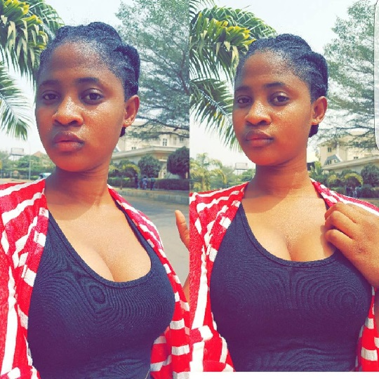 Scammer With Photos Of Thelma Nkwocha 15143