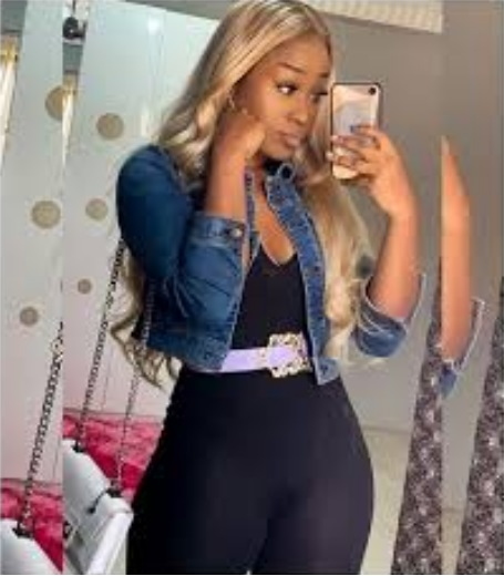 Scammer With Photos Of Efia Odo 1829