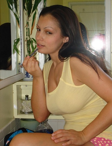 Scammer with photos of  Aria Giovanni  1a115