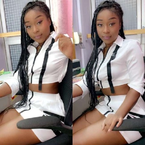 Scammer With Photos Of Efia Odo 1a477