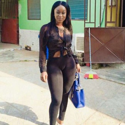 Scammer With Photos Of Efia Odo 1b301