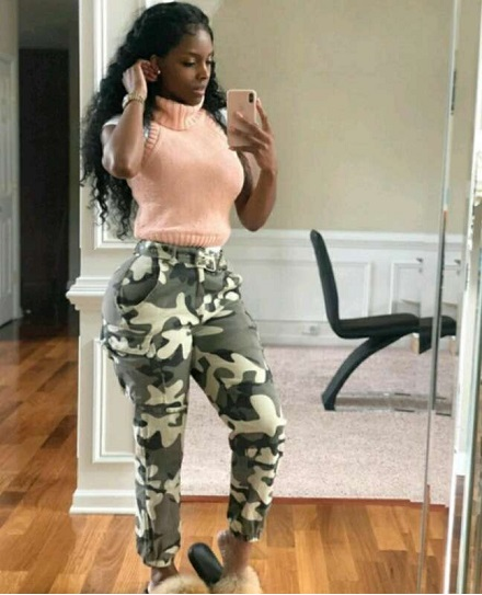 Scammer With Photos Of Angel Love Davis 1b615