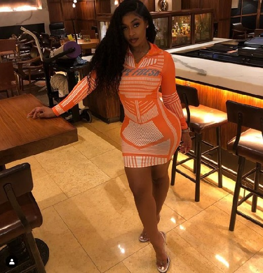 Scammer with photos of  Miracle Watts 1d181