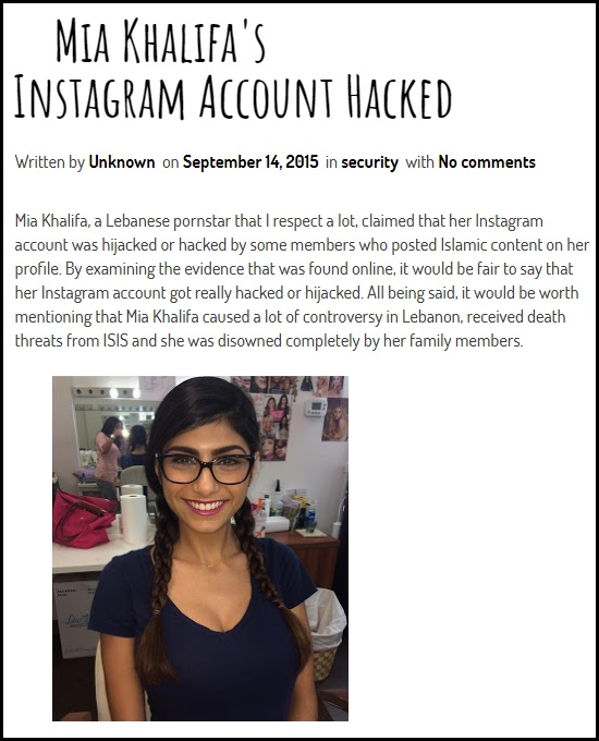 Scammer with photos of Mia Khalifa 1d218
