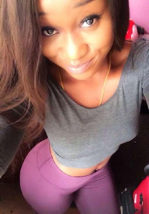 Scammer With Photos Of Efia Odo 1e124