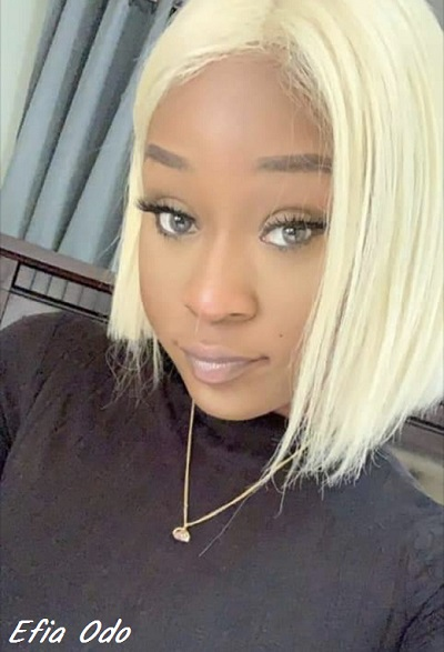 Scammer With Photos Of Efia Odo 1g140