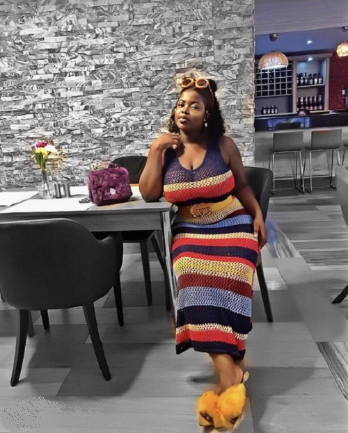 Scammer With Photos Of Peace Olayemi (Insta) 1j207