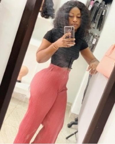 Scammer With Photos Of DORCAS (@nanaadwoabarbie) 1j238