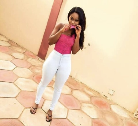 Scammer With Photos Of Efia Odo 1l105