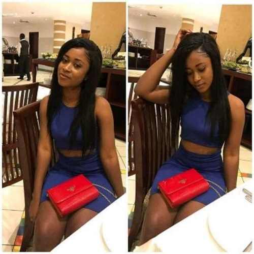 Scammer With Photos Of DORCAS (@nanaadwoabarbie) 1m122