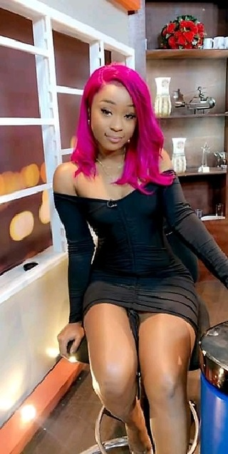 Scammer With Photos Of Efia Odo 1n136