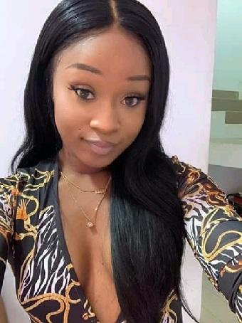Scammer With Photos Of Efia Odo 1o112