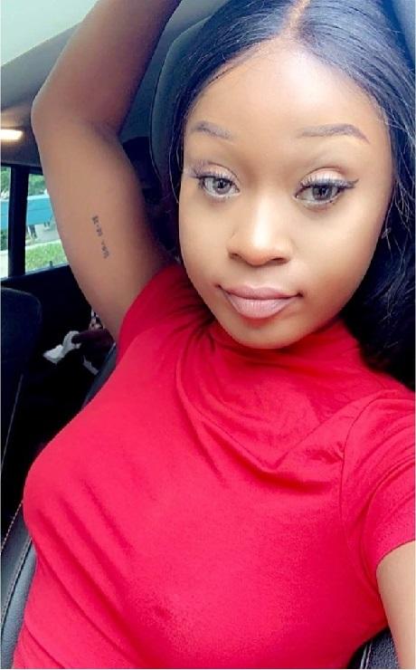 Scammer With Photos Of Efia Odo 1z91