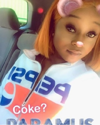 Scammer With Photos Of Efia Odo 2125