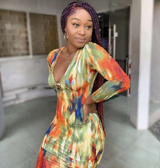 Scammer With Photos Of Efia Odo 233