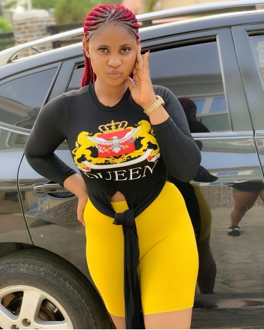Scammer With Photos Of Thelma Nkwocha 2546