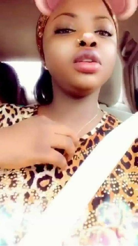 Scammer With Photos Of Peace Olayemi (Insta) 3120