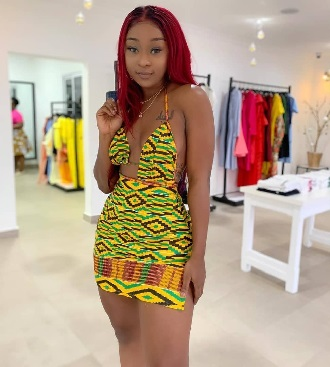 Scammer With Photos Of Efia Odo 336