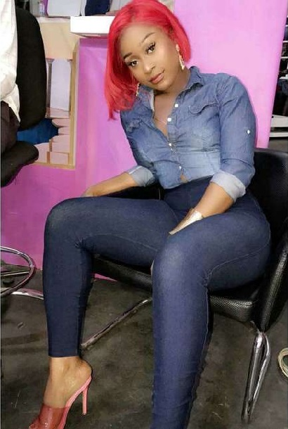 Scammer With Photos Of Efia Odo 3383
