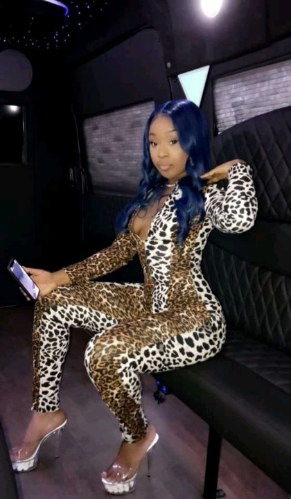 Scammer With Photos Of Efia Odo 4292