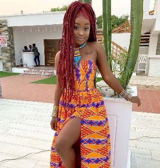 Scammer With Photos Of Efia Odo 628