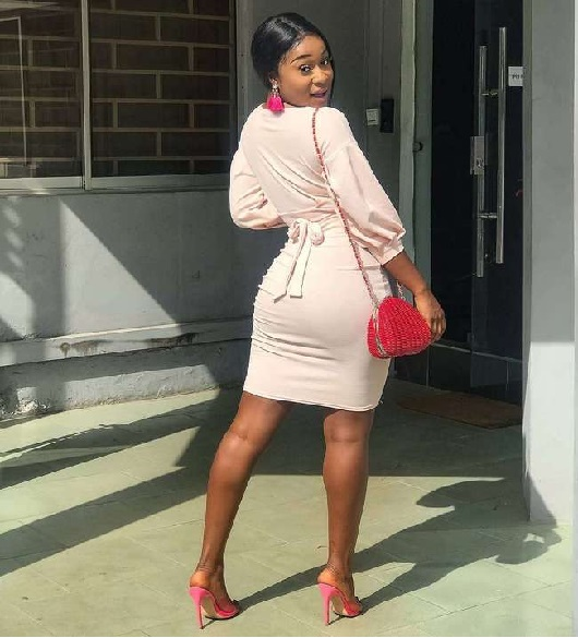 Scammer With Photos Of Efia Odo 766