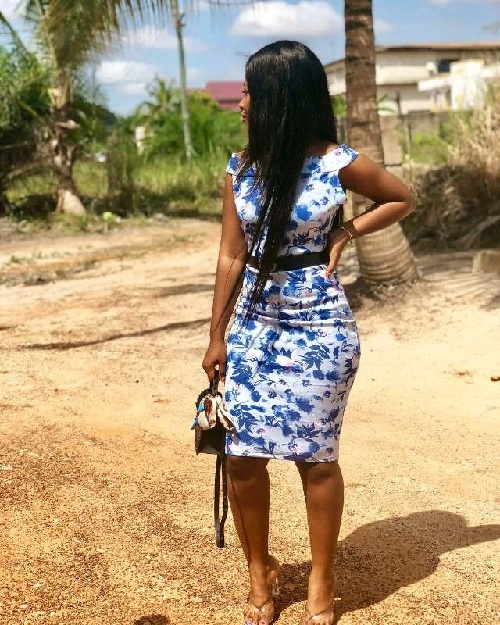 Scammer With Photos Of DORCAS (@nanaadwoabarbie) 8110